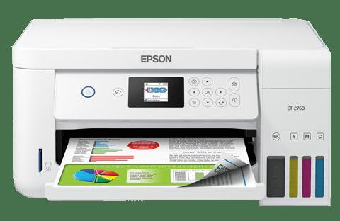 epson et 2760 driver printer setup utility epson connect