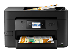 Epson Work Force 3820